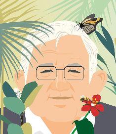 Jean-Marie Pelt : écologiste assurément !