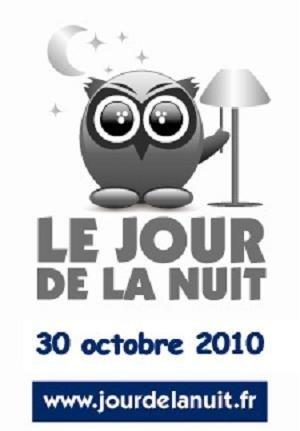 Samedi 30 octobre, une date à retenir ! Ce sera le jour de la nuit.