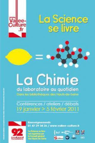 La chimie au labo ! Pas de poison dans nos salades !