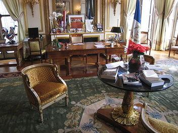 Bureau du président (Photo Seudo)