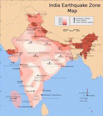 Accident nucléaire consécutif à un séisme  : Aujourd'hui le Japon, demain l'Inde? la France?