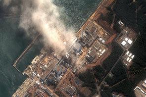 En France la nouvelle pollution radioactive de  Fukushima s'associe aux restes de celle de Tchernobyl