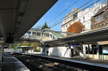 Gare RER de Fontenay-aux-Roses (photo: x)