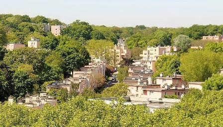 Châtenay-Malabry – Hauts-de-Seine : « La Butte rouge » en danger !