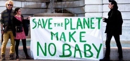 Pas de transition écologique sans transition démographique !