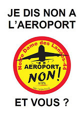 L'opposition d'EELV au projet d'aéroport de Notre Dame des Landes est une «opposition de façade»
