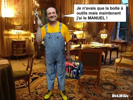 Valls : un nouveau premier ministre pour une même politique!