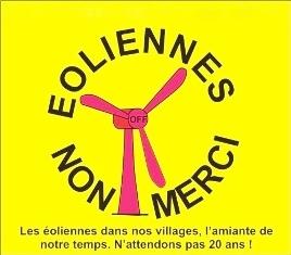 Stop aux méfaits de l'éolien industriel : un collectif languedocien en appelle à François Hollande