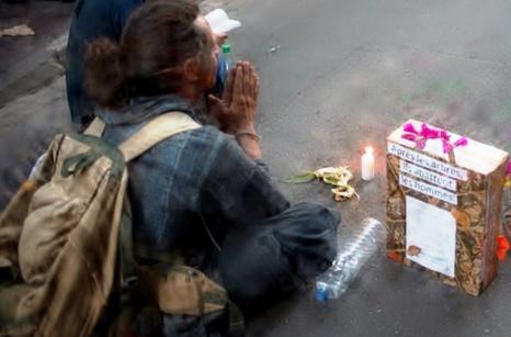 Assassinat de Rémi Fraisse : seule la violence d'État est à condamner !