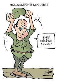 Discours d'Istres : Hollande veut dissuader les pirates informatiques à coup de bombes atomiques!