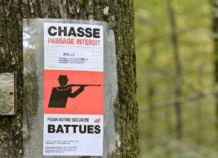 Encore un promeneur tué par un chasseur !!!