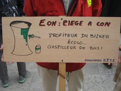 Gestion des forêts françaises et changement climatique.